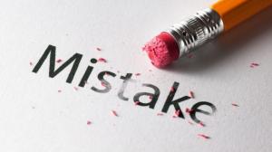 Những sai lầm hay mắc phải khi thiết kế UX