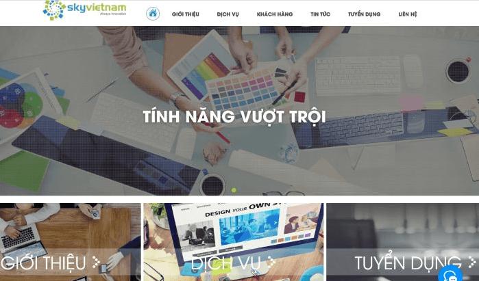 Công ty Sky Việt Nam.