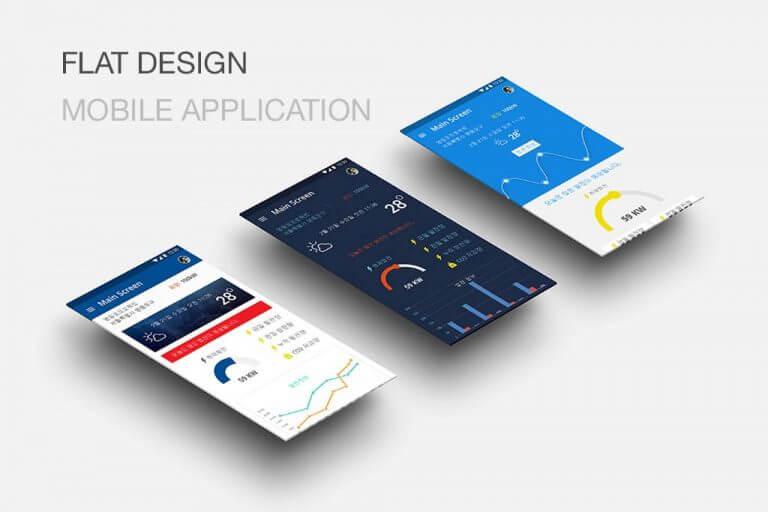 Flat Design giúp thiết kế tốt hơn