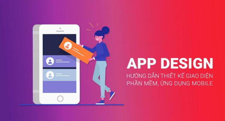 Tiêu chí để thiết kế giao diện app mobile