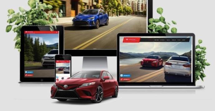 Lợi ích khi thiết kế website ô tô - showroom xe