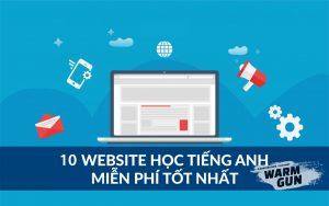 Top 10 website học tiếng anh
