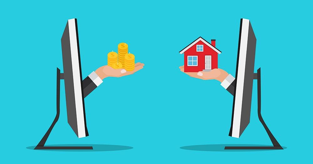 Website giao dịch bất động sản