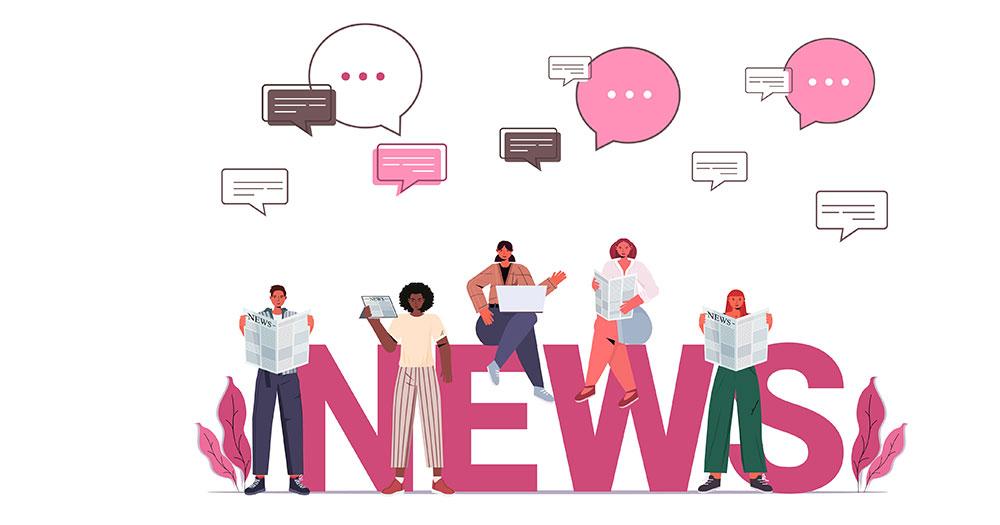 Định hướng chủ đề phát triển cho website tin tức