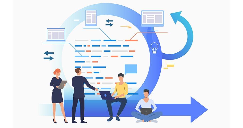 Phần mềm quản lý văn bản hồ sơ công việc là gì?
