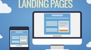 landing page đẹp