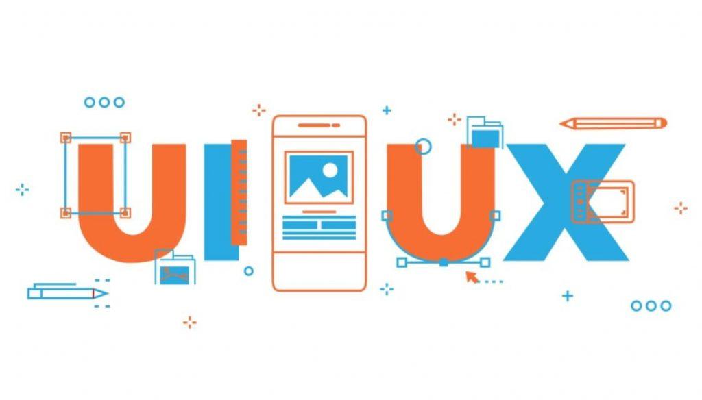 thiết kế website UI - UX