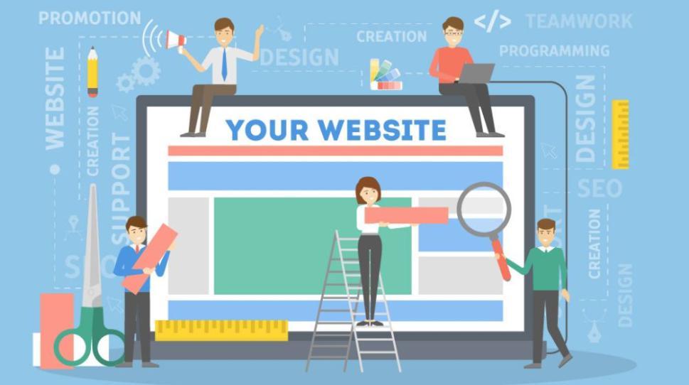 lợi ích của thiết kế web khách sạn
