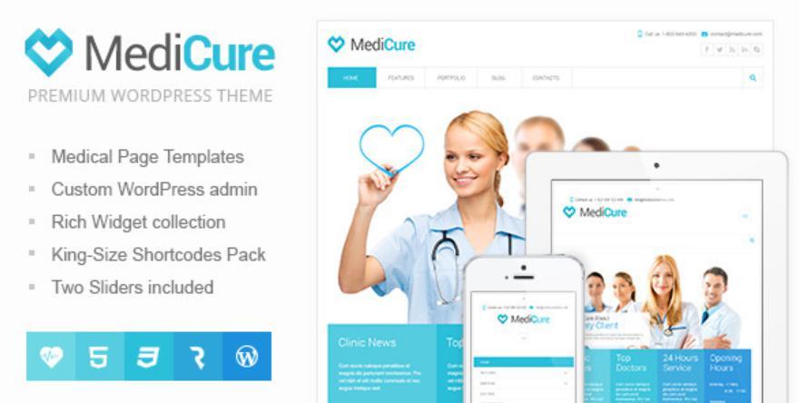 Giới thiệu dịch vụ thiết kế web thiết bị y tế