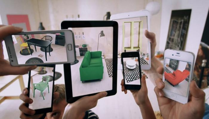 ứng công nghệ vr và ar trong thực tế
