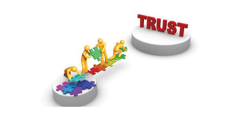 tăng sự tin tưởng