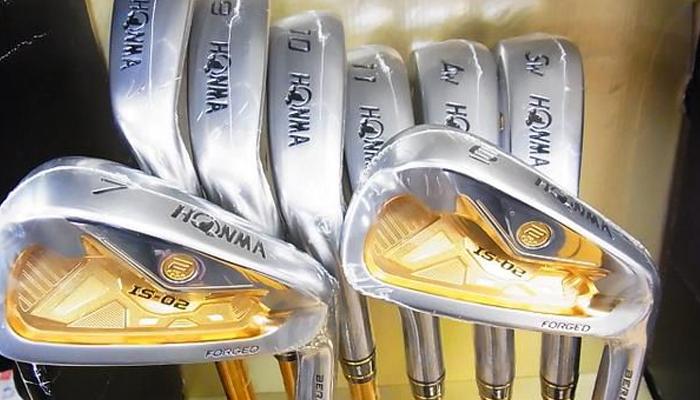 Nhãn hiệu gậy đánh golf - Honma