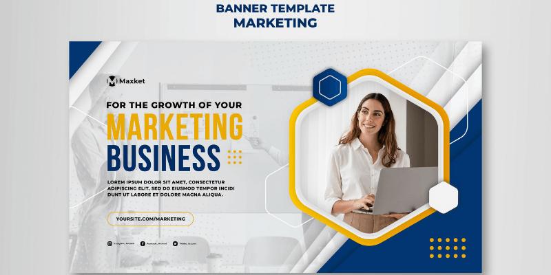 banner hỗ trợ marketing